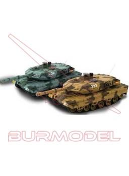 Tanques infrarrojos con batería.