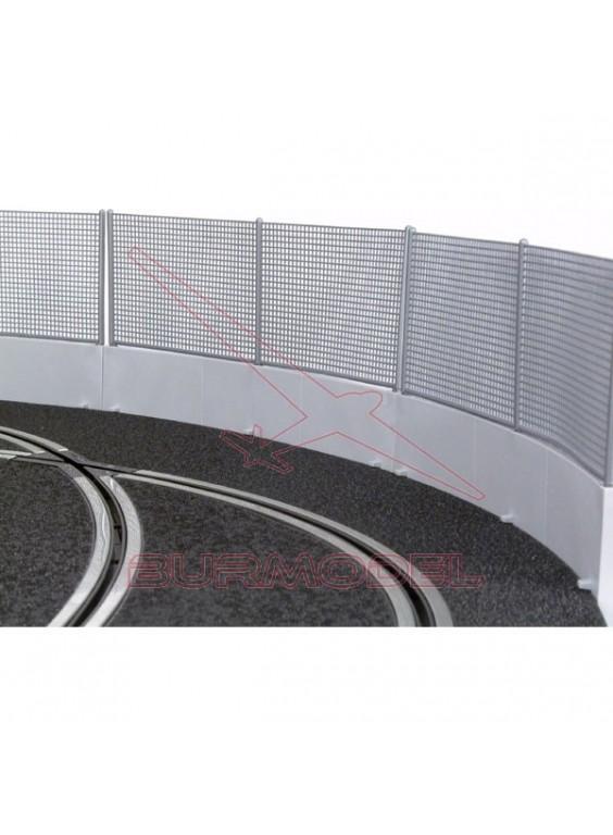 Muros de seguridad slot 6 und