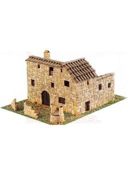 Kit construcción casa rural con pozo