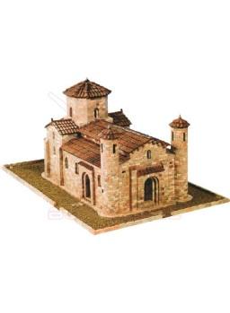 Kit de construc. Iglesia de ST. Martín de Fromista
