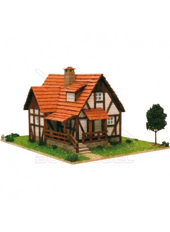 Kit de construcción Casa Alpina Mini