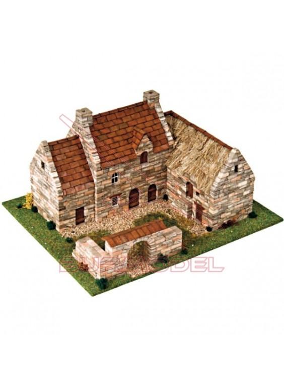 Kit de construcción Casa Normandía