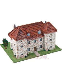 Kit construcción casa región Auvergne - Francia