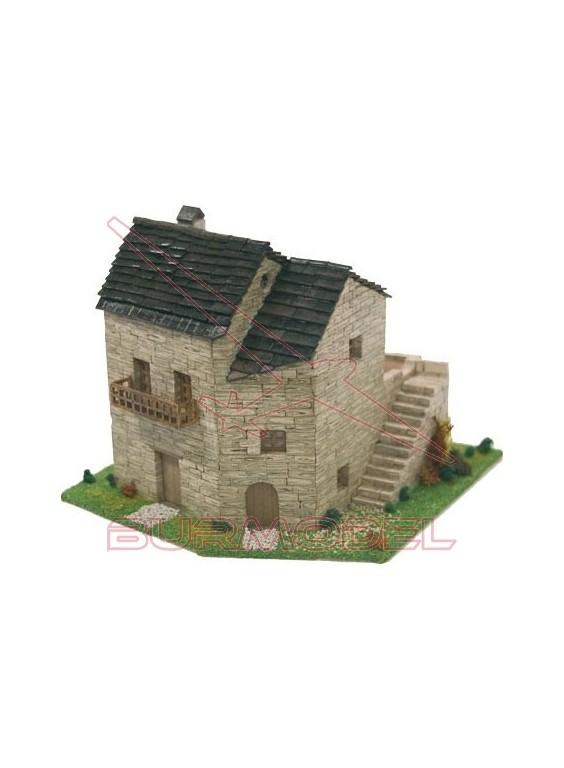 Kit construcción Casa rural 2