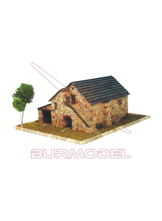 Kit de construcción Casita rural de Huesca