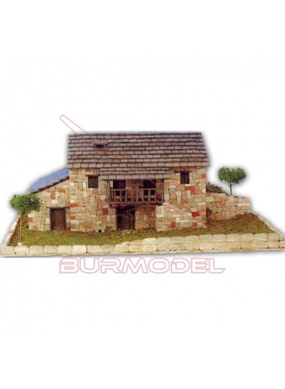 Kit de construcción Casa rural de Leon