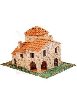 Kit de construcción casa rural serranos