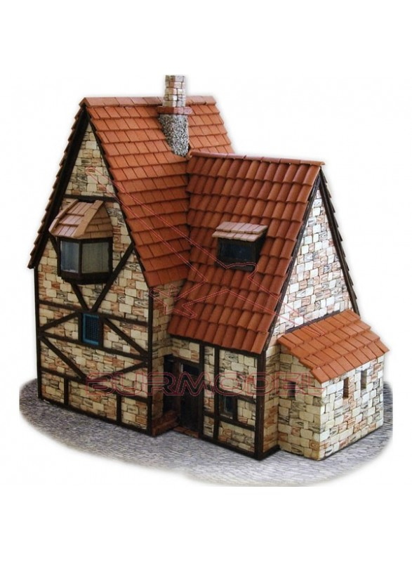 Kit de construcción Casa Alpina