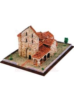 Kit de construcción Iglesia de San Salvador