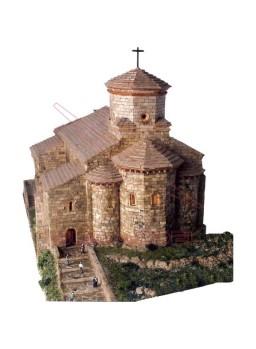 Kit de construcción Iglesia San Miguel de Aralar