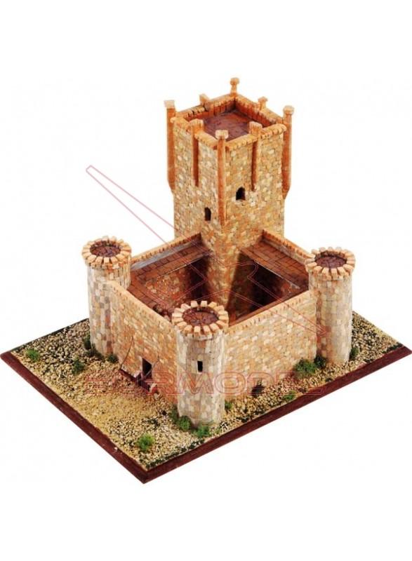 Kit de construcción castillo de Torrelobatón