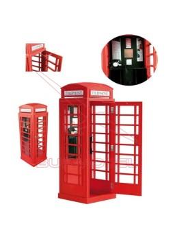 Cabina de teléfono inglesa