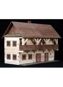 Kit de montaje madera posada