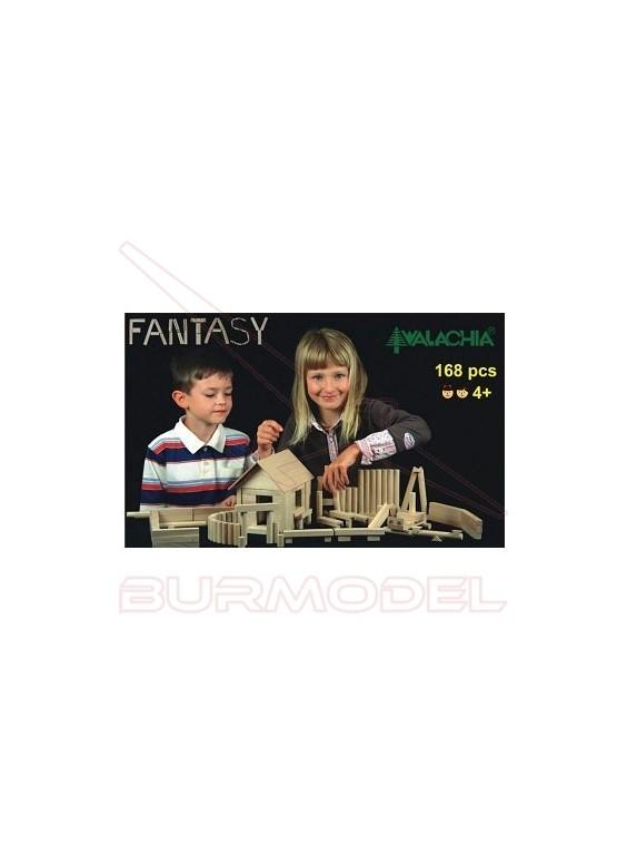 Kit de montaje madera Fantasy