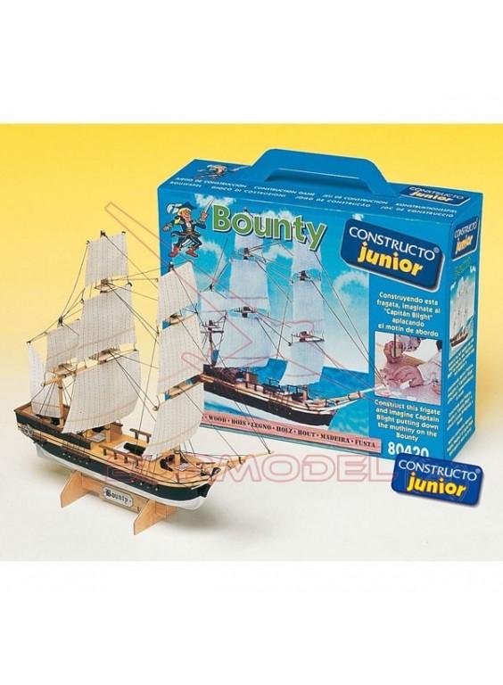 Barco Bounty Constructo Junior