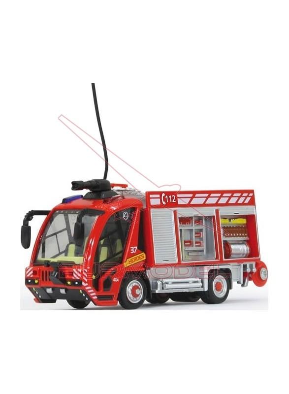 Cuerpo de bomberos 27 Mhz