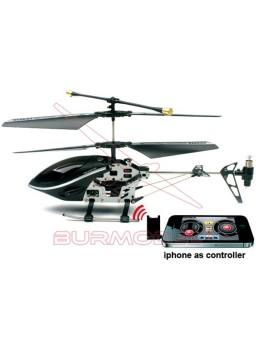Helicóptero Iphone 3, 5 canales
