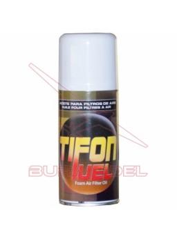 Aceite filtro del aire spray TIFON