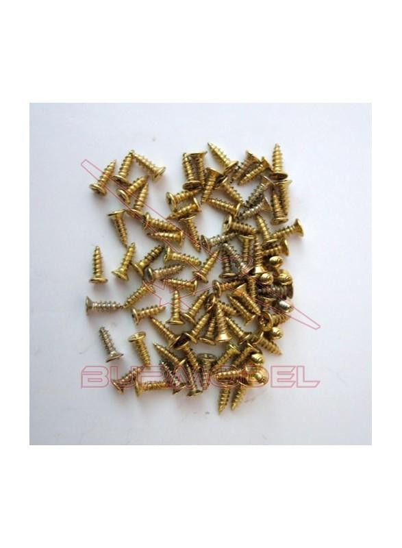 Tornillería 8 mm (50 piezas)