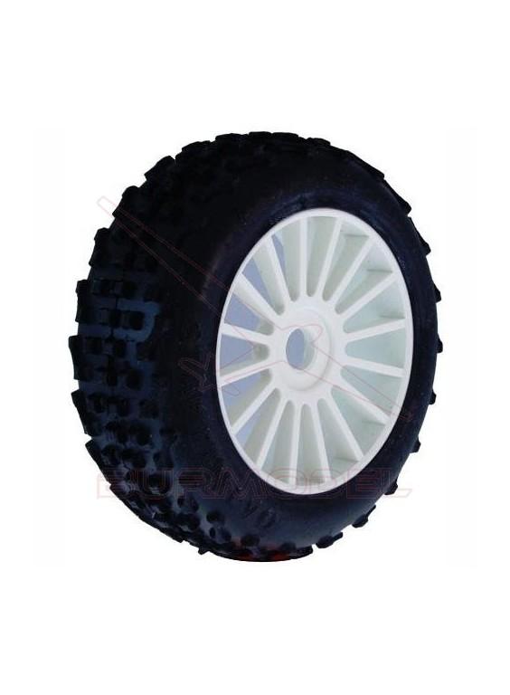 Neumático 1:8 TT Star Pin Evo Sport (2 unidades)