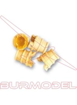 Balde de boj 8 mm (4 unidades)
