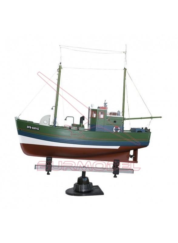 Soporte orientable barcos aluminio