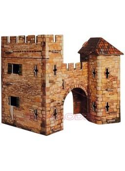 Maqueta papel Puerta Antigua