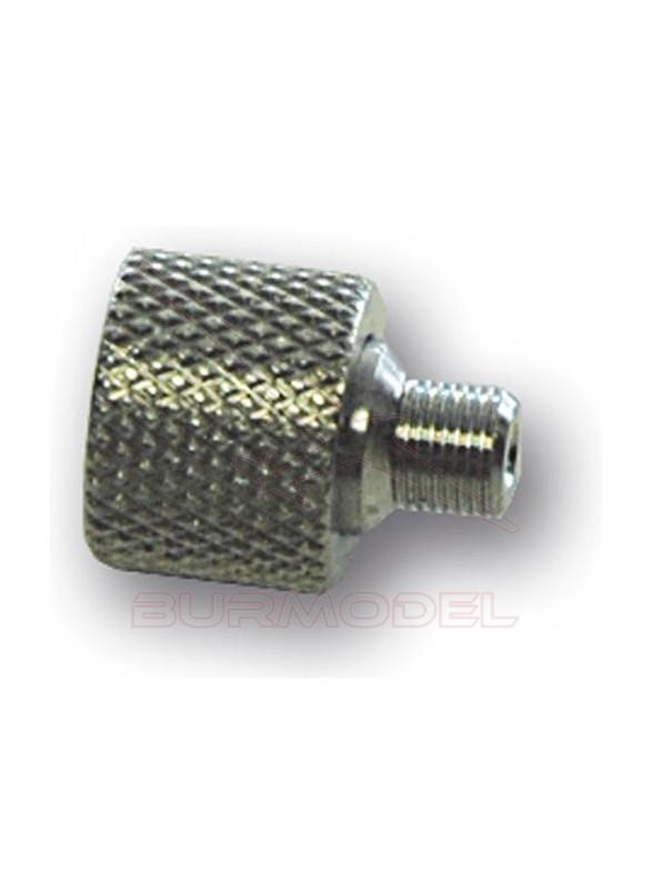 Adaptador compresor para pulverizador