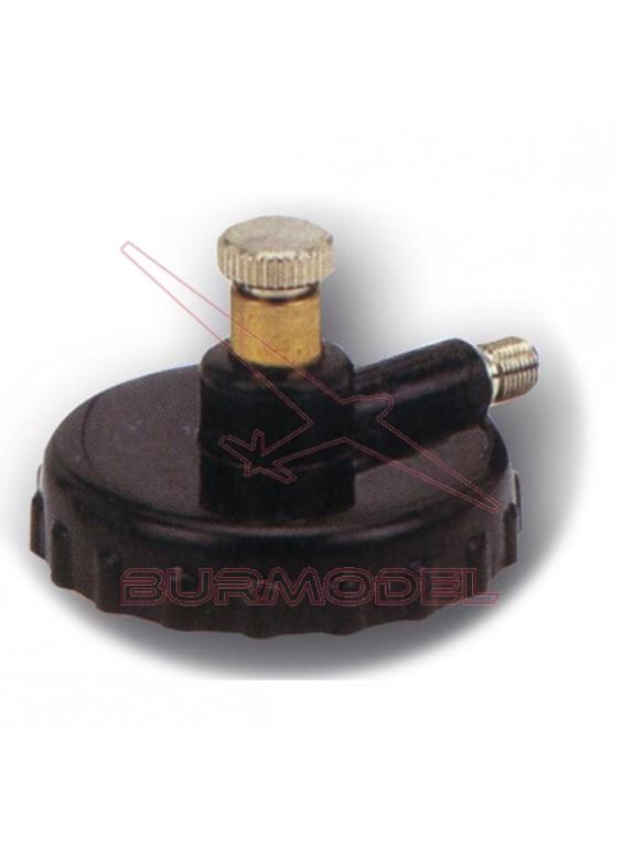 Válvula conexión Bombona de gas