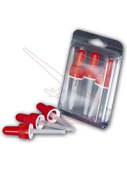 Dosificador jgo tres piezas