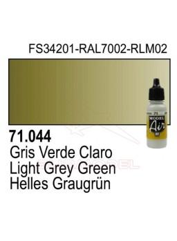 Pintura Vallejo Gris verde claro 044