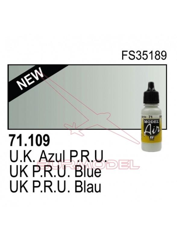 Pintura Vallejo UK Pru Azul 109
