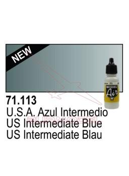 Pintura Vallejo US WWII Azul intermedio 113