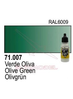 Pintura Vallejo Verde oliva 007