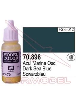 Pintura Azul marina oscuro 898 Model Color (048)