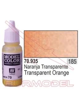 Pintura Naranja transparente 935 Model Color (185)