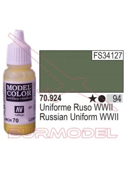 Pintura Uniforme ruso 924 Model Color (094)