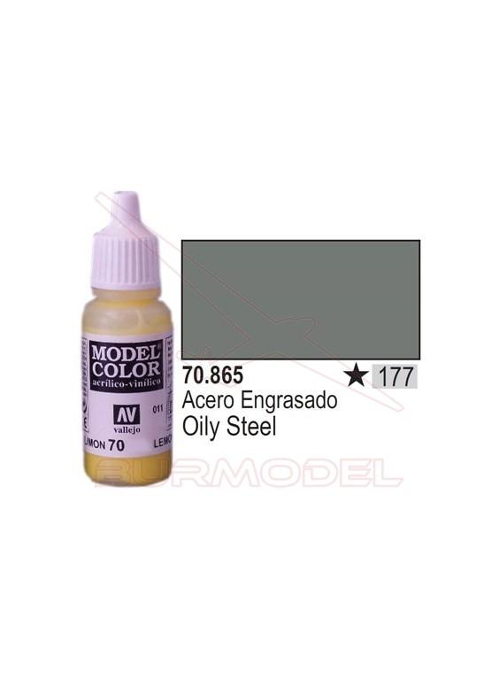 Pintura Acero engrasado 865 Model Color (177)