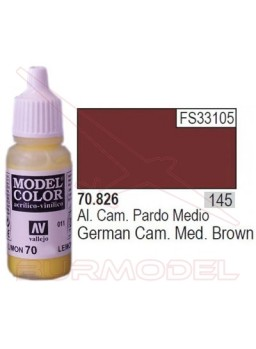 Pintura Pardo medio ale. c. 826 Model Color (145)