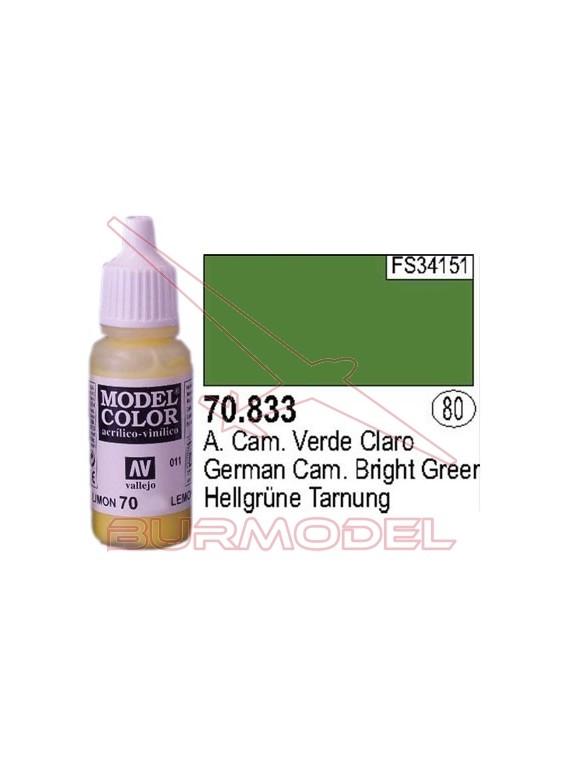 Pintura Verde claro ale. c. 833 Model Color (080)