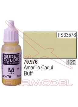 Pintura Amarillo caqui 976 Model Color (120)