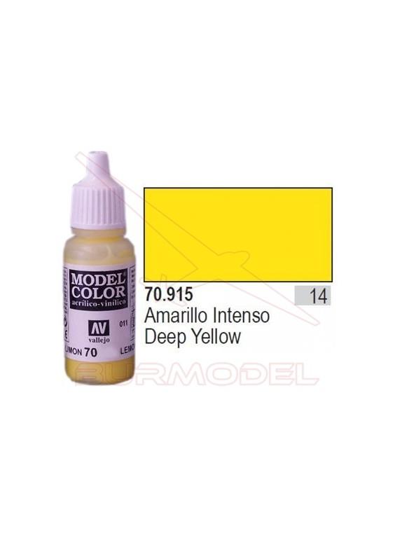 Pintura Amarillo intenso 915 Model Color (014)