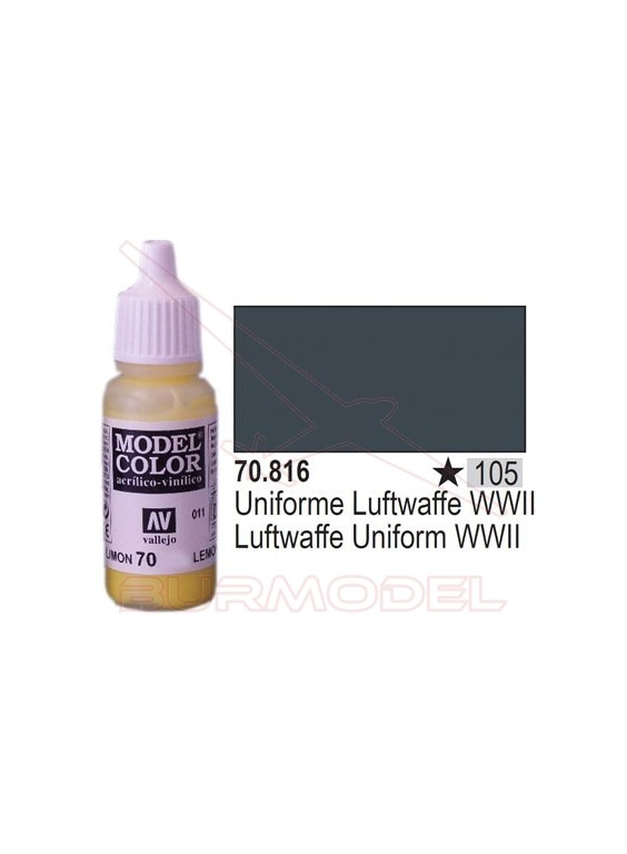 Pintura Uniforme luftw. WWII 816 Model Color (105)