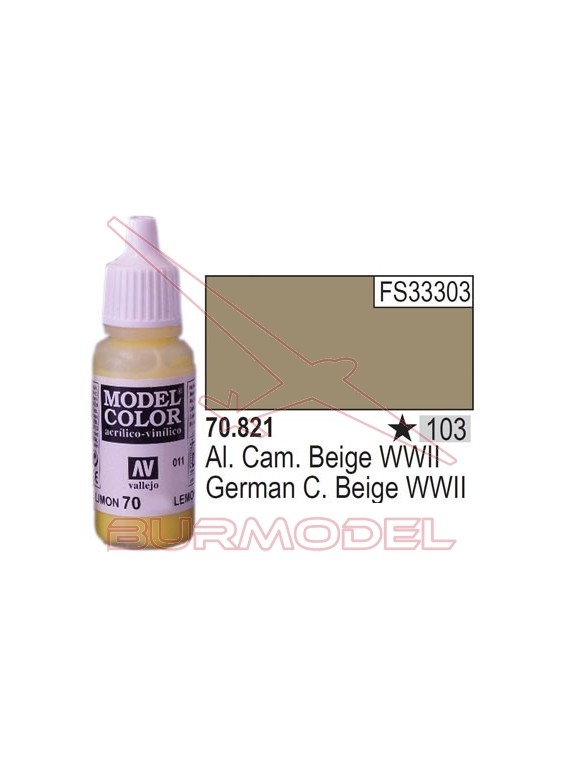 Pintura Beige a. cam. 821 Model Color (103)