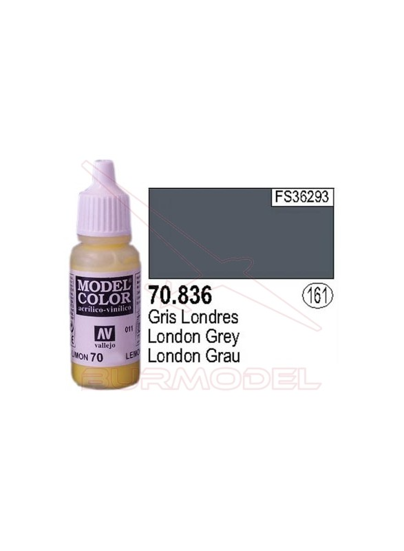 Pintura Gris londres 836 Model Color (161)