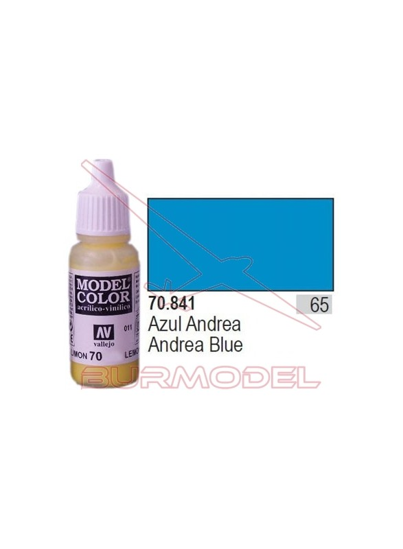 Pintura Azul andrea 841 Model Color (065)