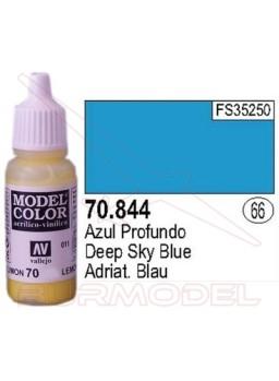 Pintura Azul profundo 844 Modle Color (066)