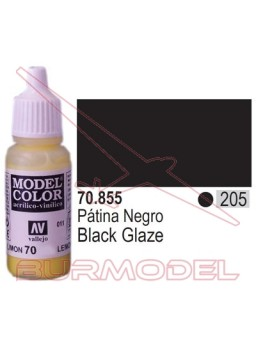 Pintura Patina negra 855 Model Color (205)