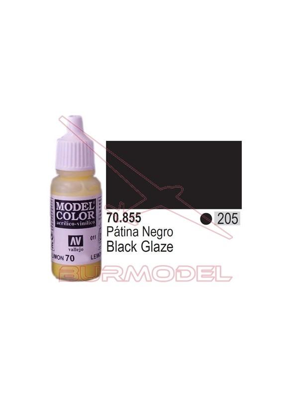 Pintura Patina negra 855 Model Color (205)