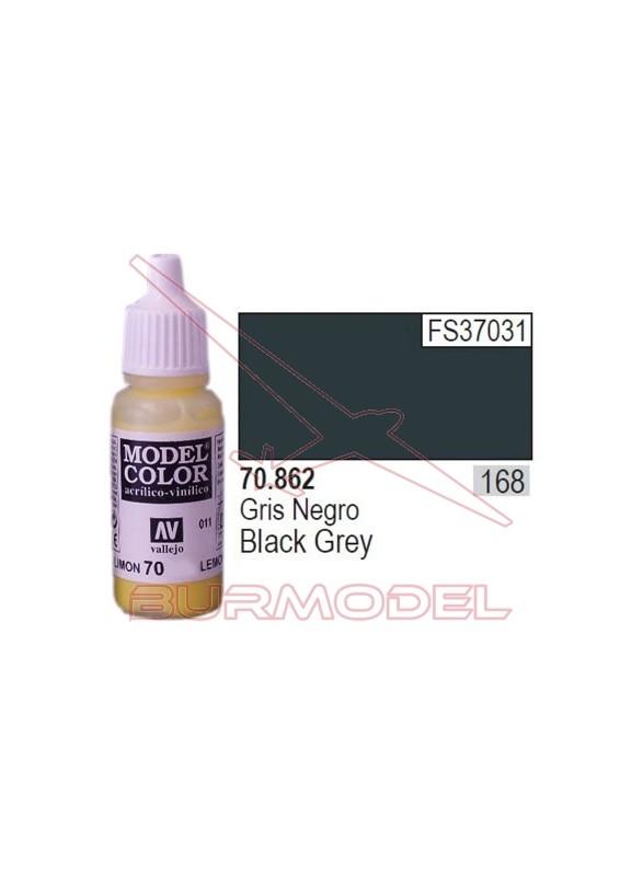 Pintura Gris negro 862 Model Color (168)